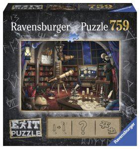 EXIT Puzzle Sternwarte_Produktbild