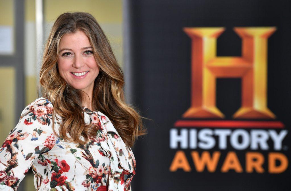 History Award 2019 mit Nina Eichinger