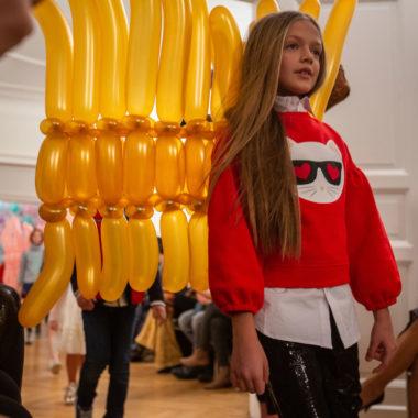 6b5e7eb629820 Auf der Kids Fashion Show der Children Worldwide Fashion Group (CWF)  präsentierten die großen Modehäuser ihre neuen Kinderkollektionen.