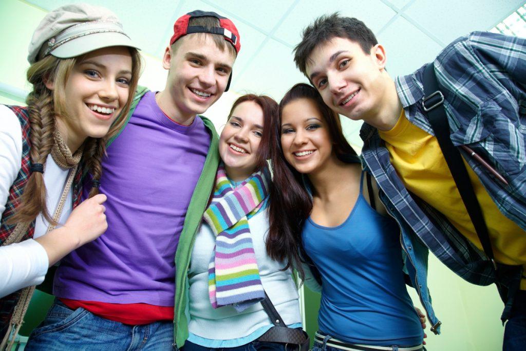 junge Leute Lehrlinge Lehre