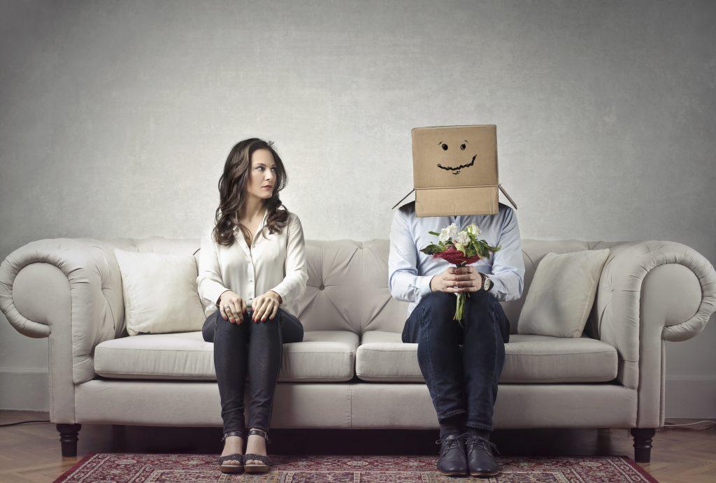 Männer zeigen keine gefühle