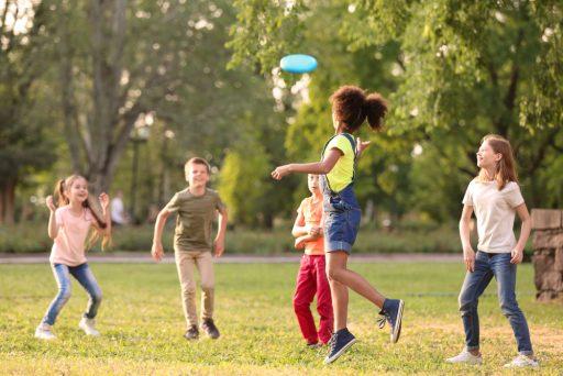 Frisbee Kinder Park