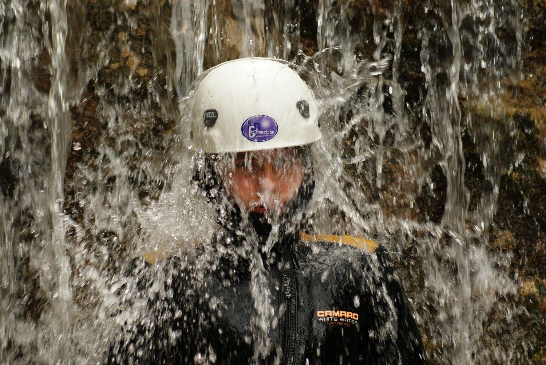 ROCKDays: Canyoning in der Teufelsklamm