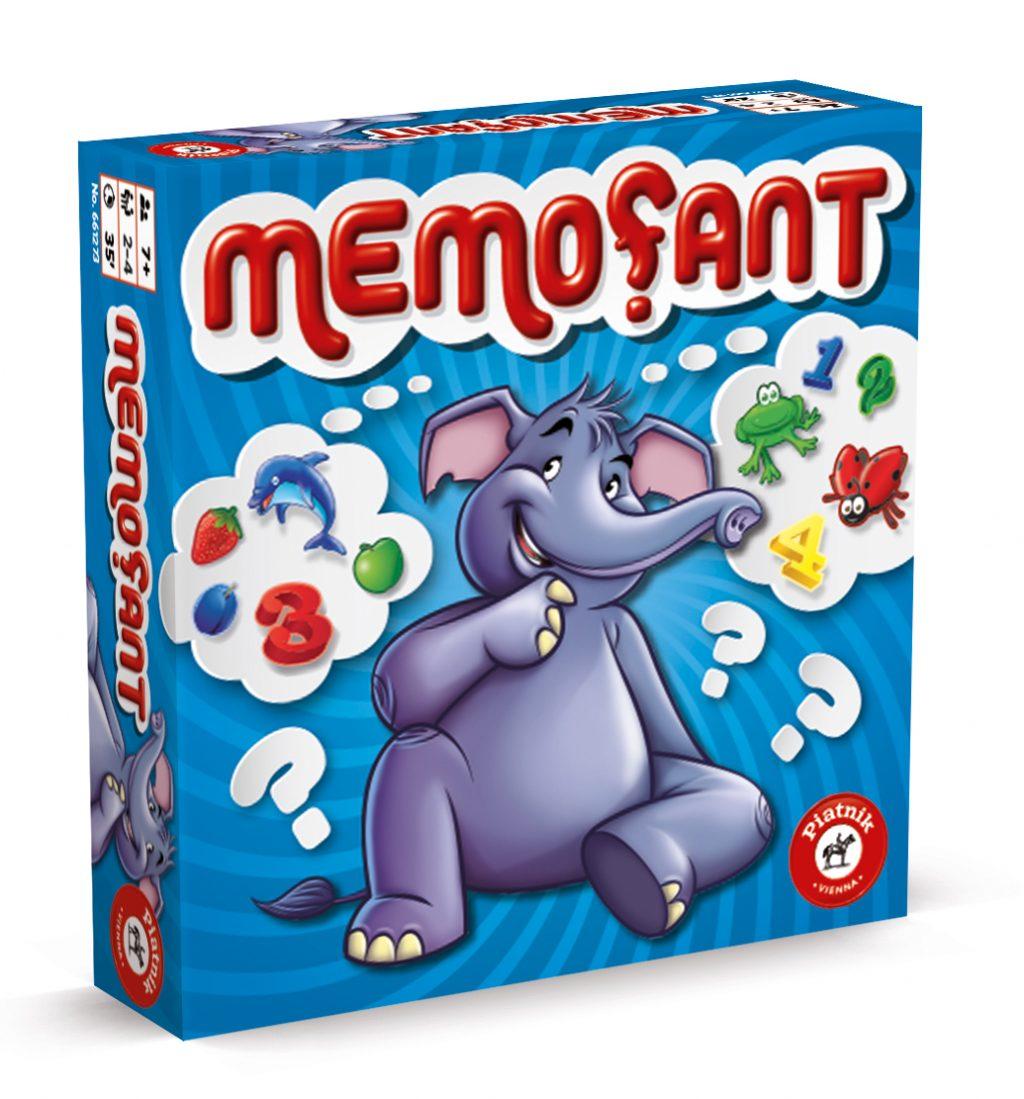 Memofant Box