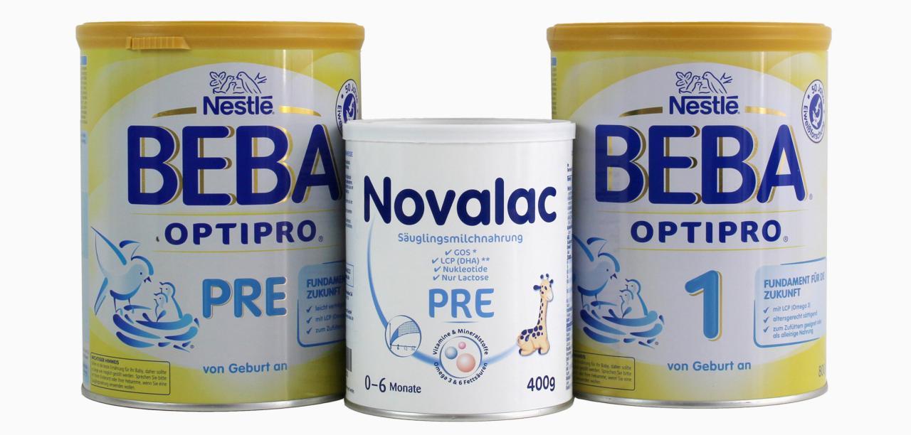 Mineralöl In Babynahrung