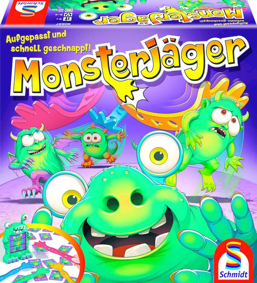 Monster Jäger Spiel