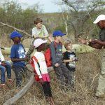 Thanda Safari - Kids in the Bush