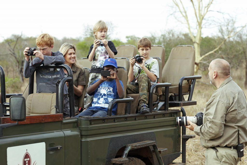 Thanda Safari - Photography Lesson
