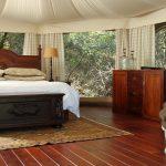 Thanda Safari Tented Camp - Tent Interior