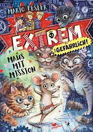 Extrem gefährlich Maus mit Mission