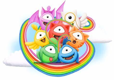 Monsterfreunde Gruppe