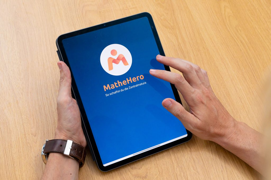 Mathe Hero App
