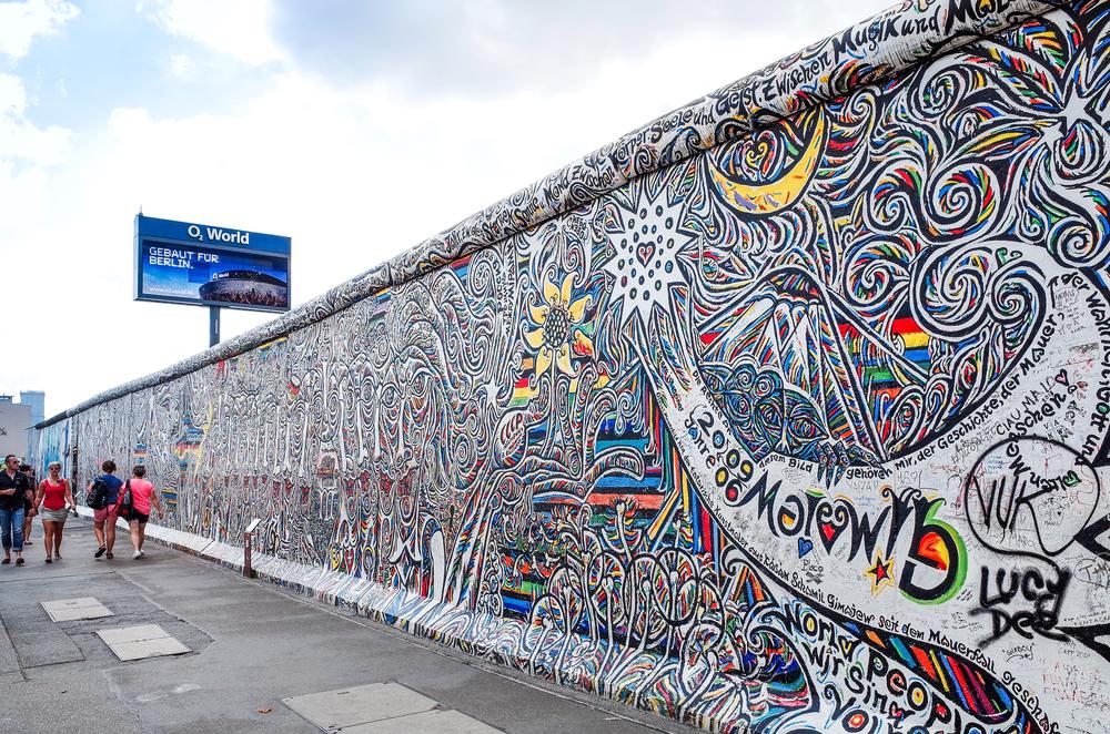 Berliner Mauerfall