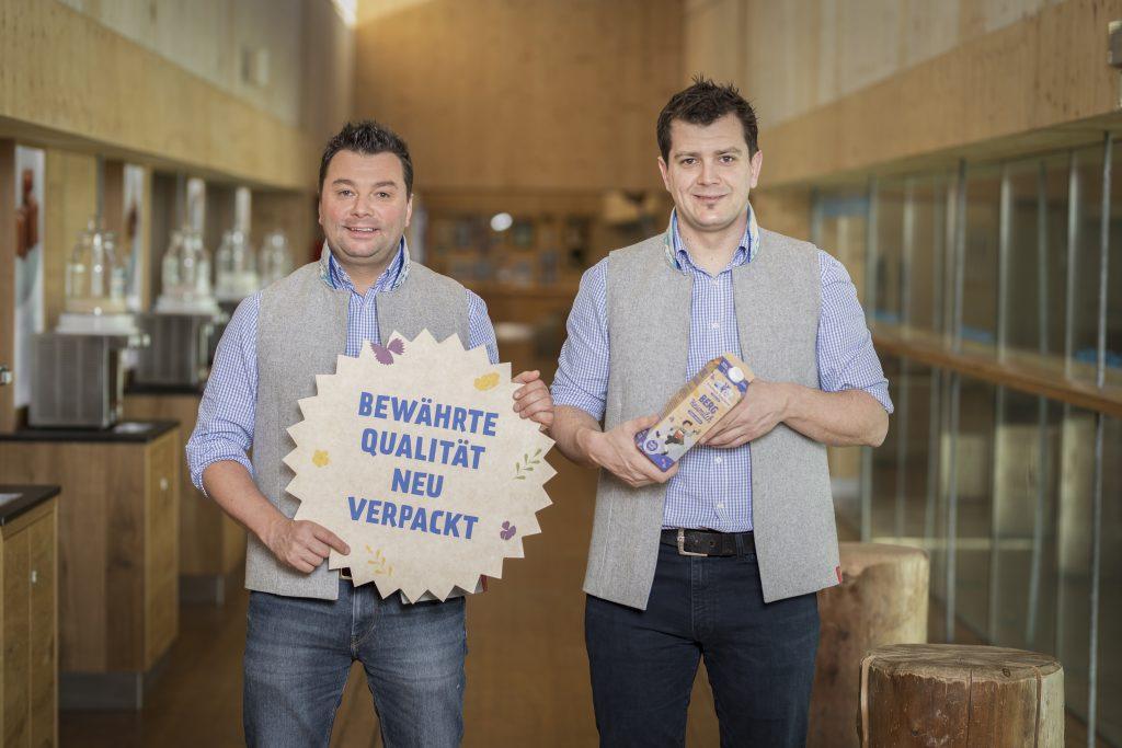 Erlebnissennerei Zillertal: Geschäftsführung in 3. Generation Christian & Heinrich Kröll