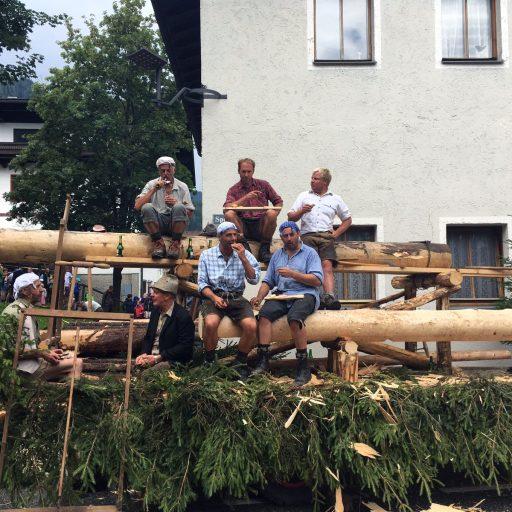Raurisertal: holzknechte_beim_hoizfest_tourismusverband_rauris