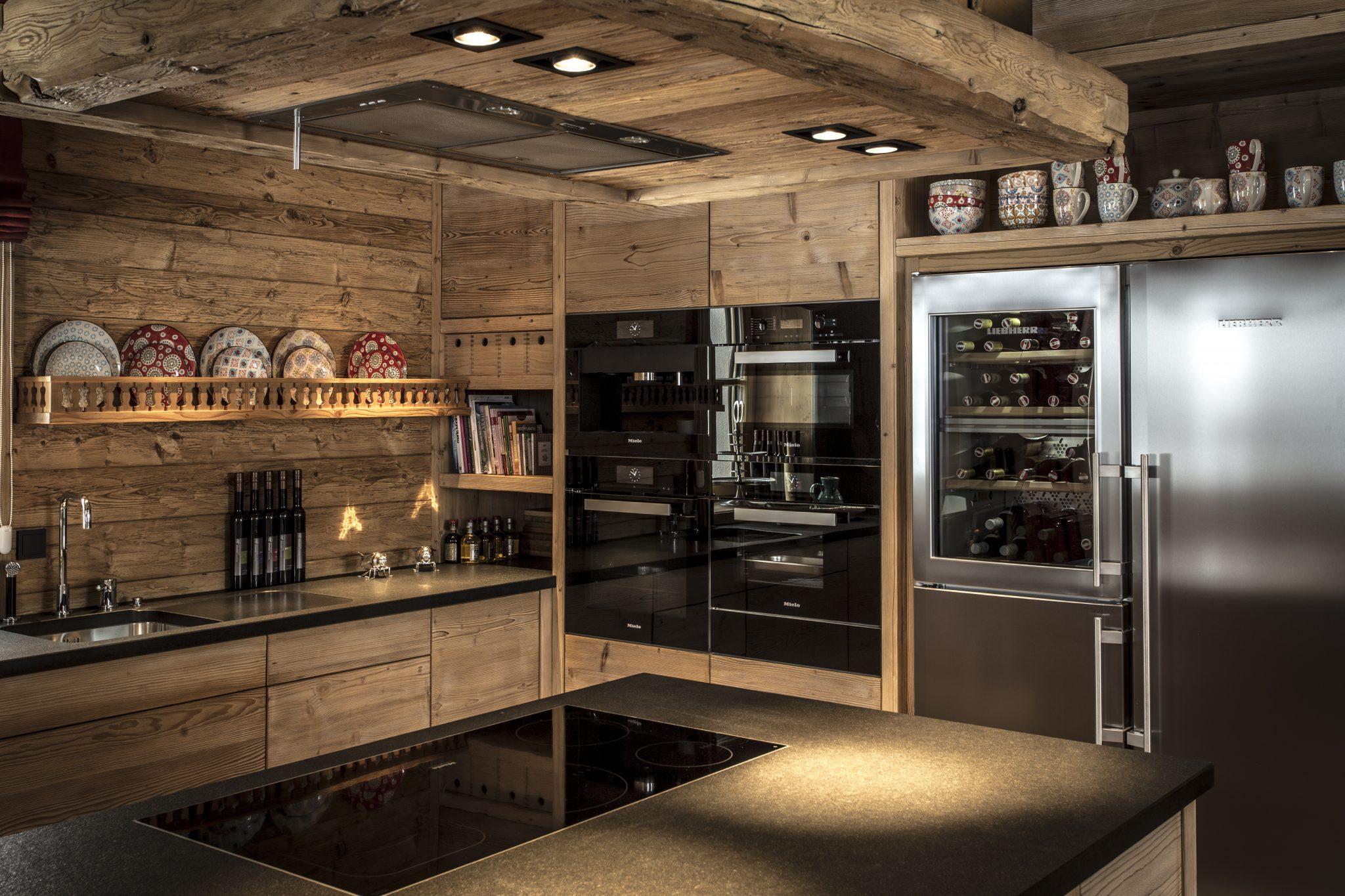 Schmiedalm Küche 13