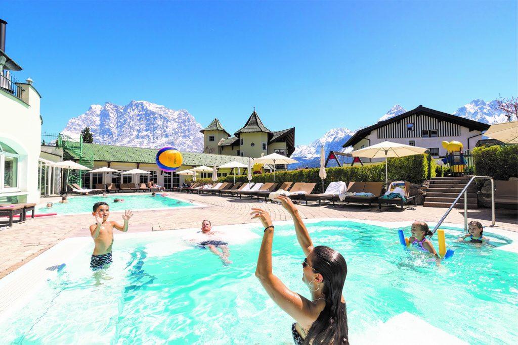 Lermoos: spass_und_erholung_in_der_badelandschaft_alpenrose_-_familux_resort