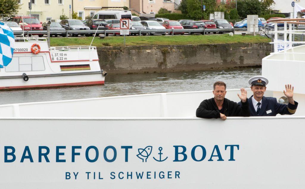 Til Schweiger, Barefoot Boat, 2020, Regensburg