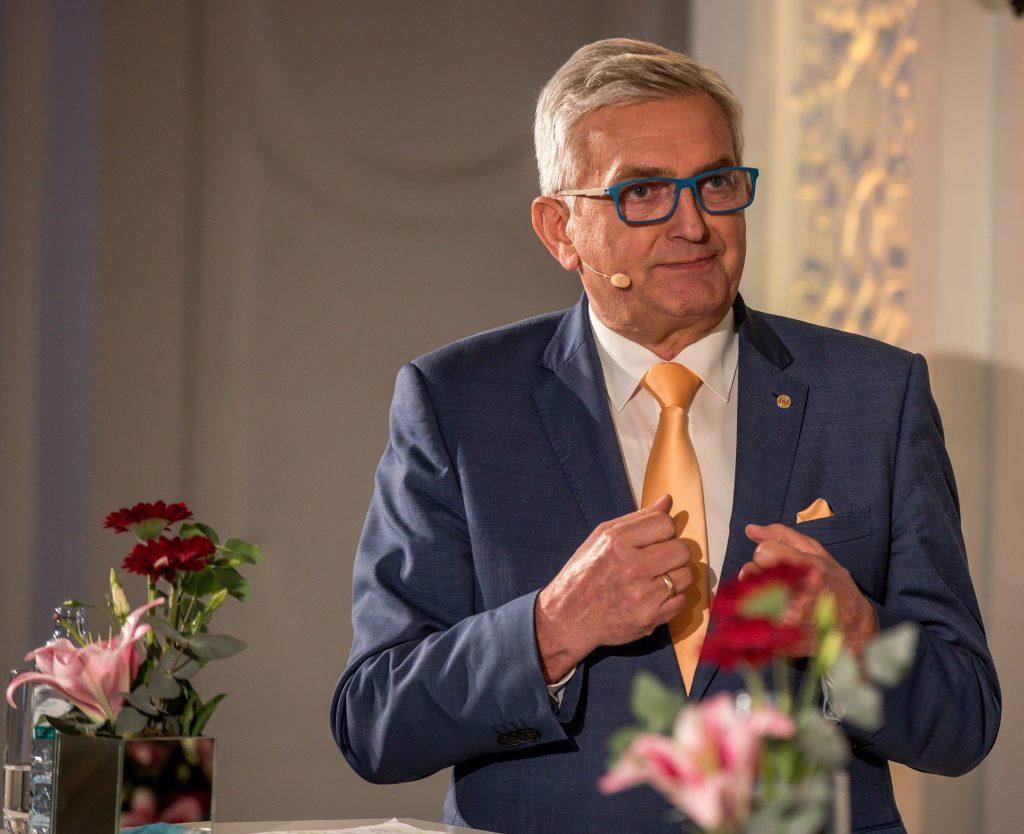 Gemeindebund Präsident Bgm. Mag. Alfred Riedl © Harald Schlossko