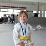 YOUNG-UNG Kind Medaille