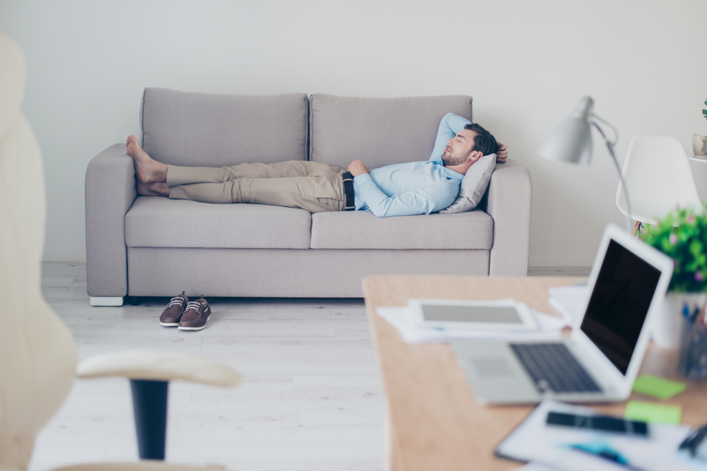 Concept,Of,Necessity,Of,Having,A,Rest,While,Working.,Tired