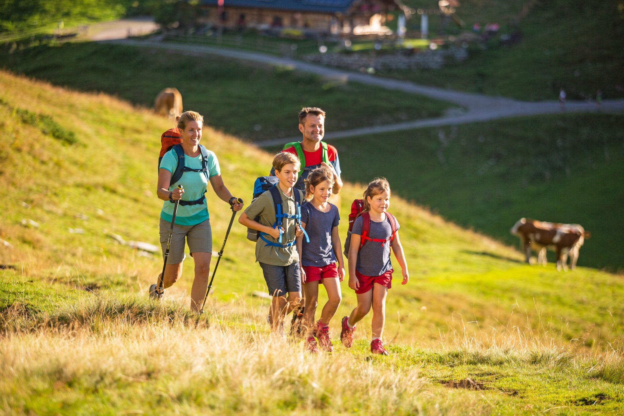 eurohike-wanderreise-salzkammergut-genneralm-familie