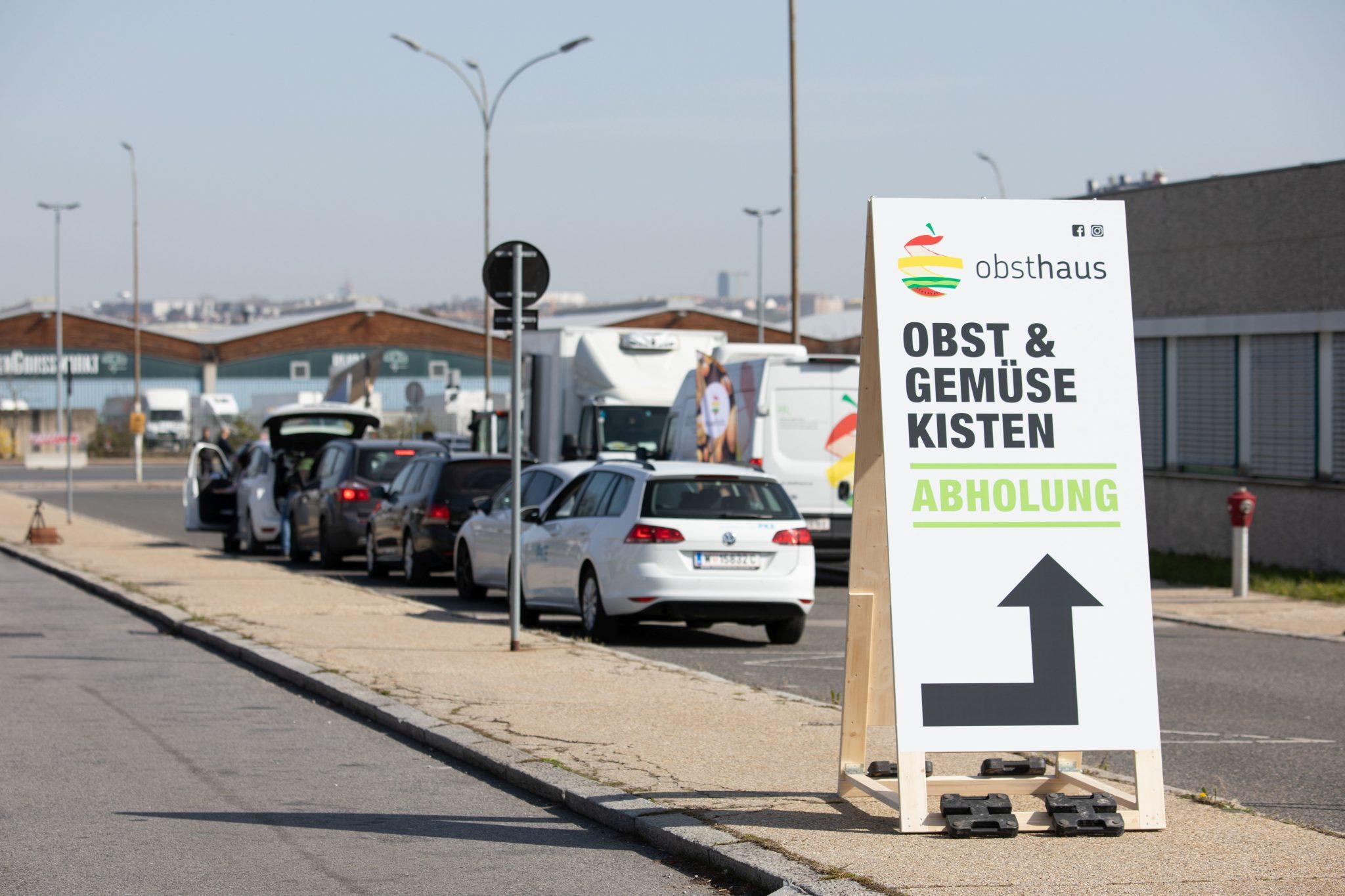 Obsthaus Drive-In am Großgrünmarkt