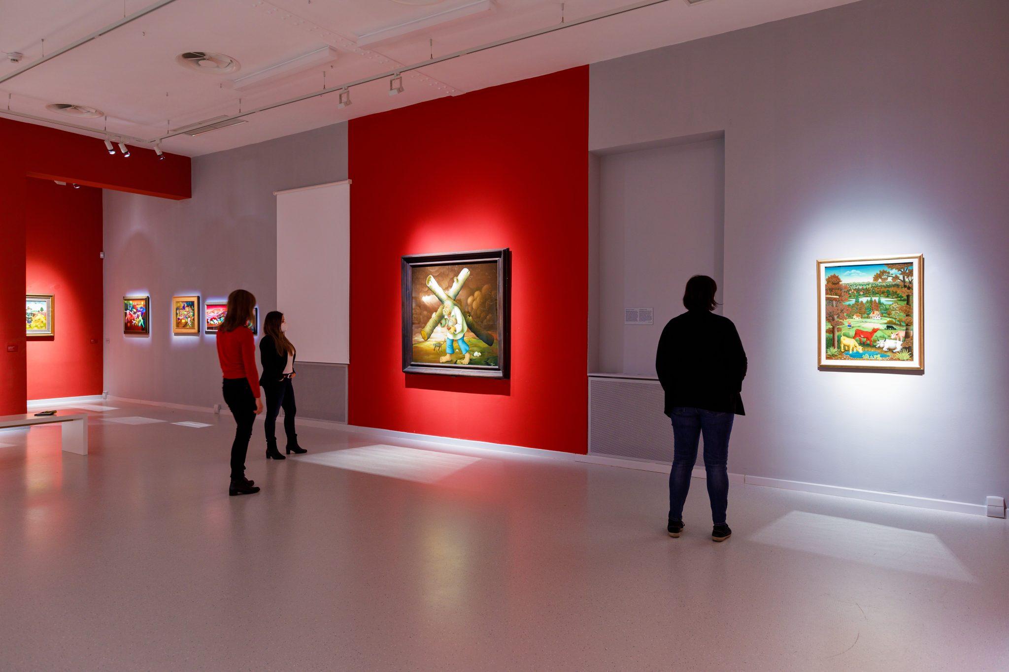 Ausstellung _naiv Museum Gugging