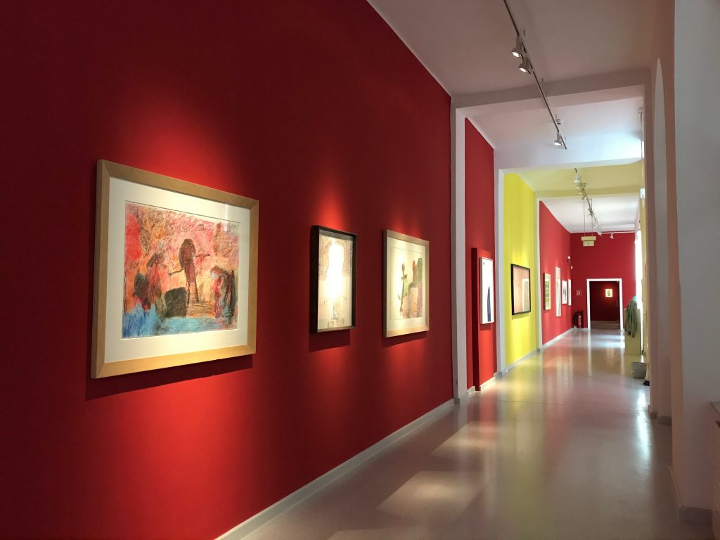 Museum Gugging Ausstellung gehirngefühl