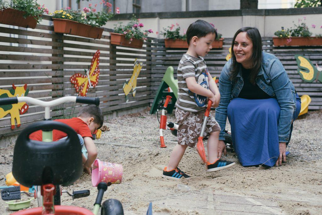 P&G und BIPA starten bereits zum vierten Mal die erfolgreiche Spendenaktion zugunsten Österreichs Mütter und Kinder in Not.