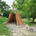 Archäologisches Freigelände - altsteinzeitliches Jagdlager (c) MAMUZ