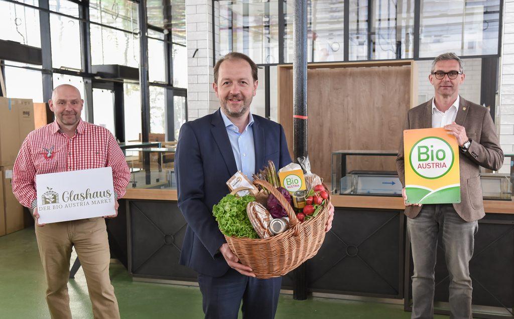 Bio Austria Markt Linz