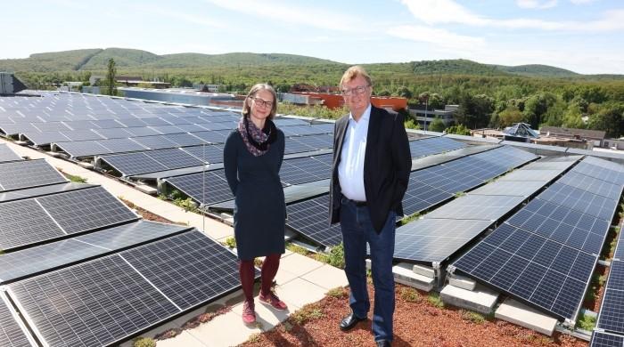 Schüchner Schaider Photovoltaikanlage
