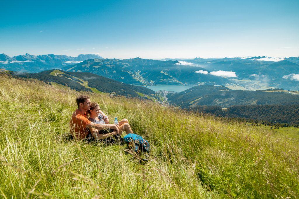 Ab sofort warten wieder unvergessliche Naturerlebnisse und faszinierende Panoramablicke auf der Schmittenhöhe in Zell am See.