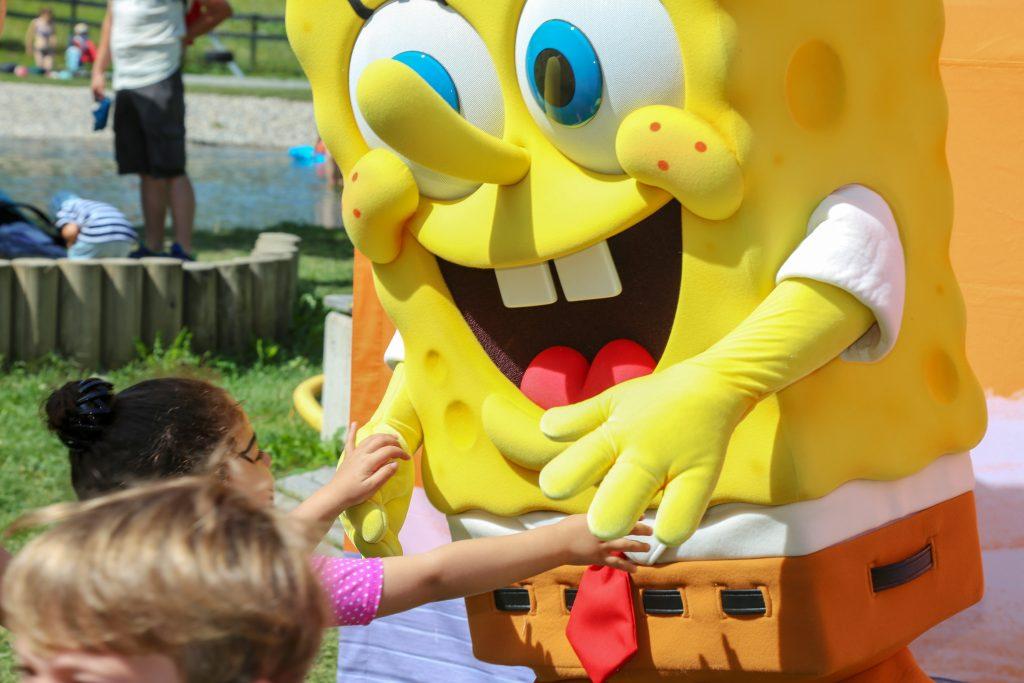 Urlaub mit SpongeBob - TVB Paznaun-Ischgl