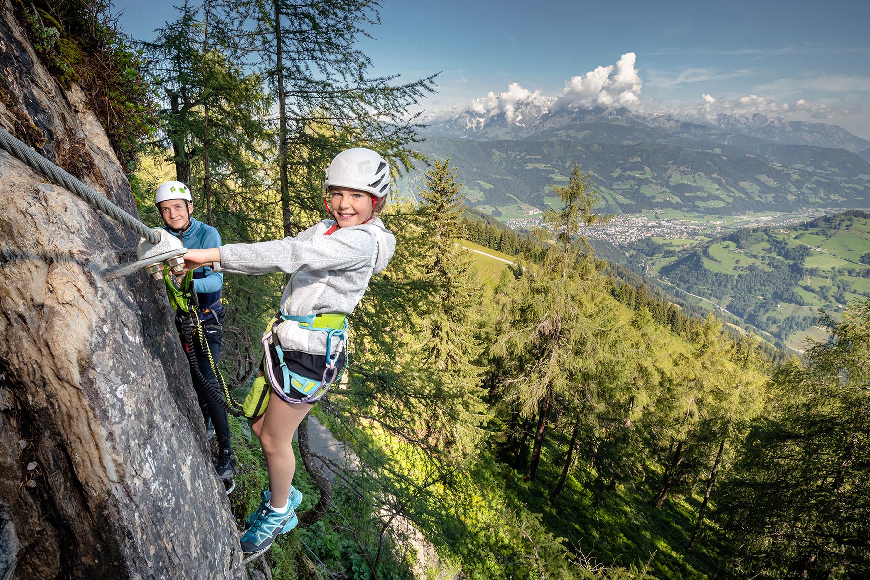 _Drachi's Klettersteig_