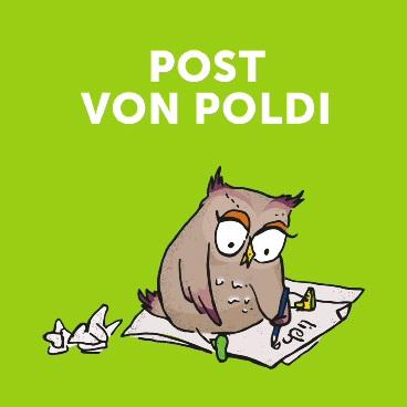 Post von Poldi - Grafik