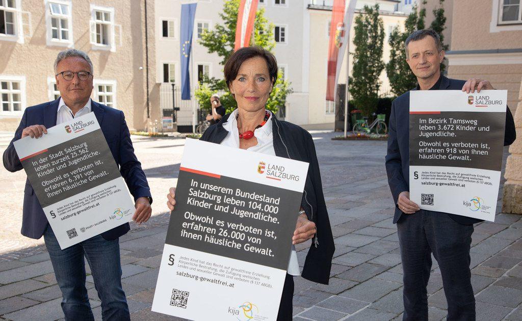 Salzburg Gewaltfreie Erziehung
