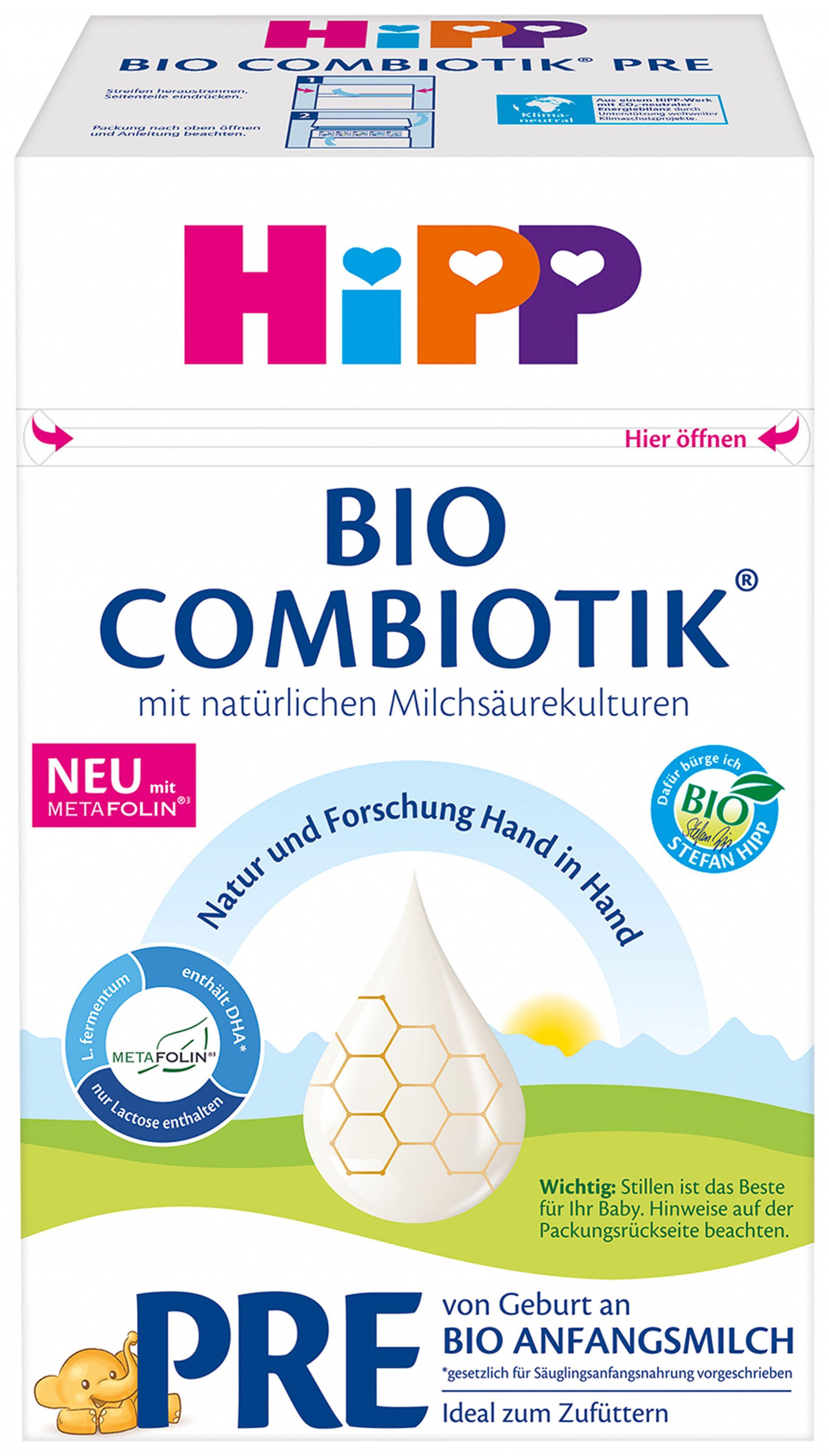 HiPP BIO COMBIOTIK m_RE Anfangsmilch