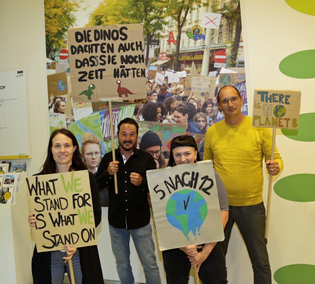 Museum Niederösterreich ruft zum Klimastreiktag auf 3 Neu