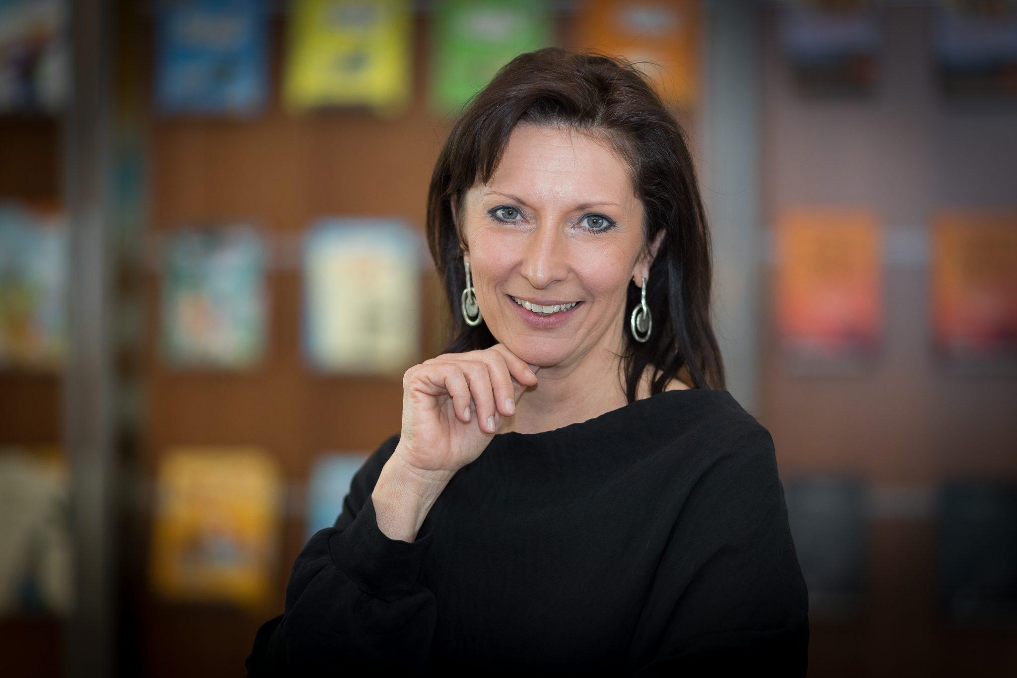 OEGS-Lesung Sabine Zeller (c) Daniel Hinterramskogler