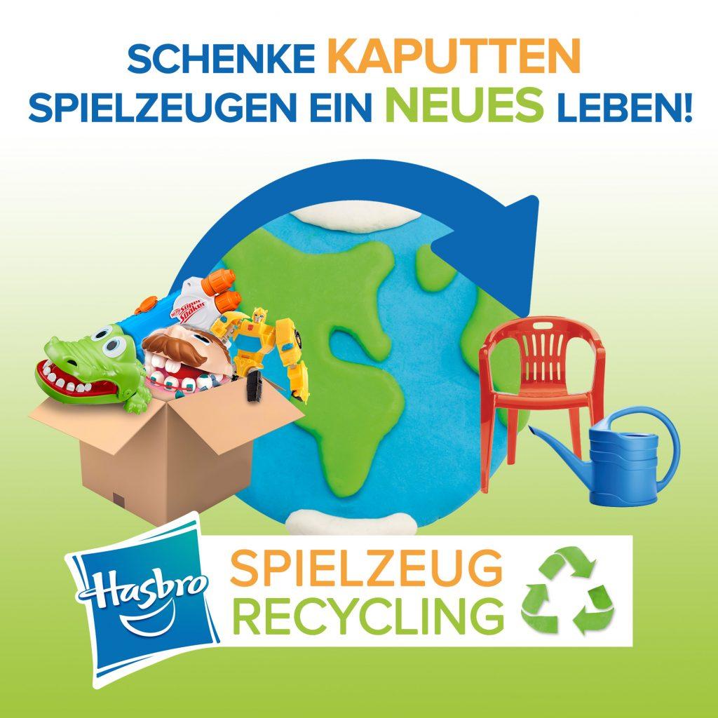 Hasbro Spielzeug Recycling 1