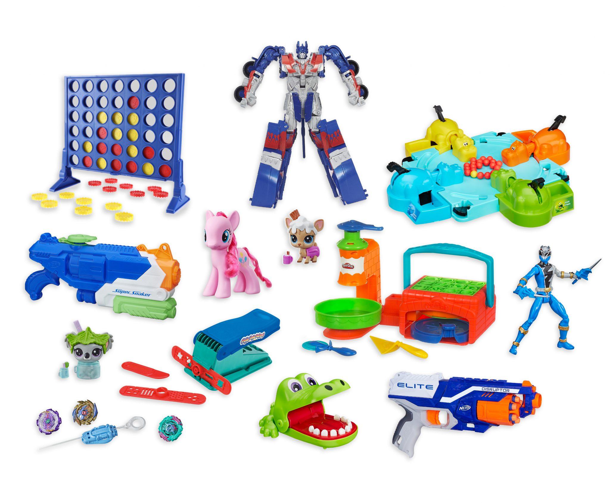 Welche Spielwaren du_recycled werden